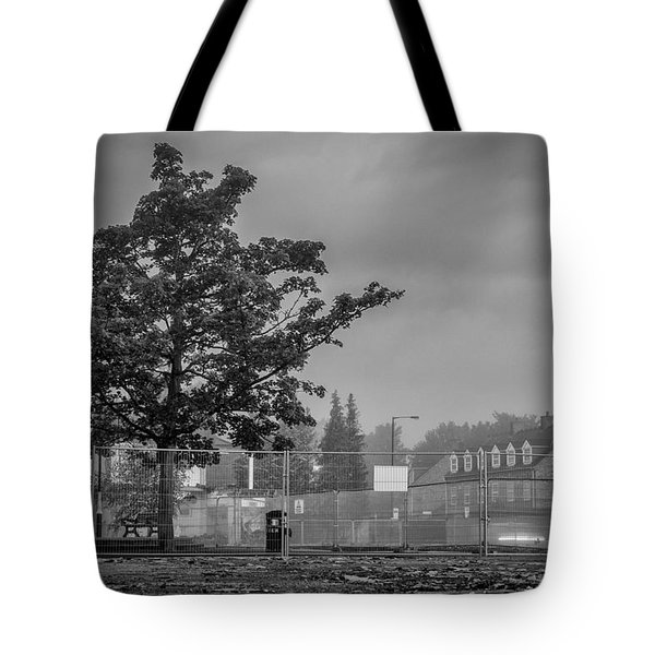 Nearly All Gone Tote Bag
