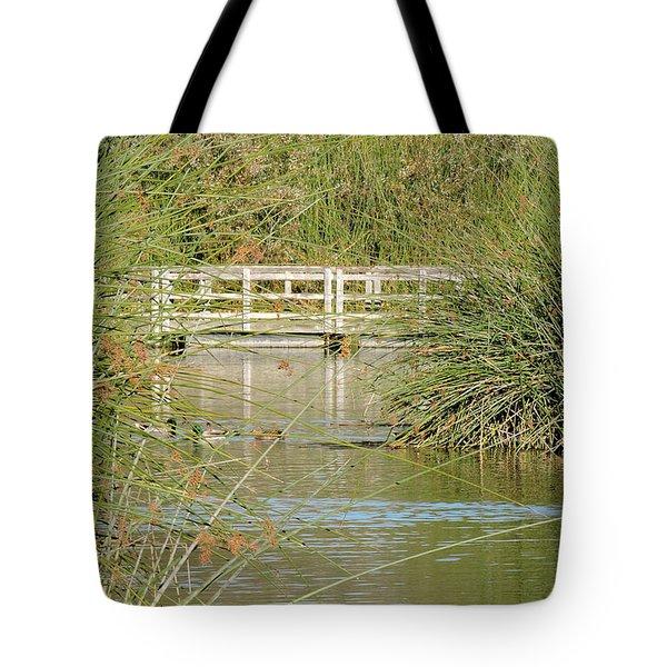 Neary Lagoon Tote Bag