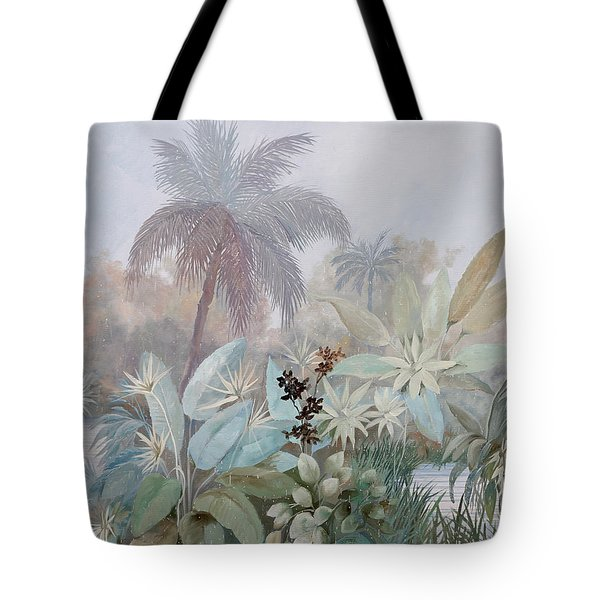 Nebbia Luminosa Tote Bag