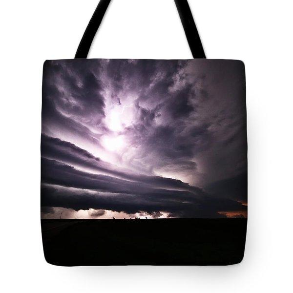 Nebraska Beast Tote Bag