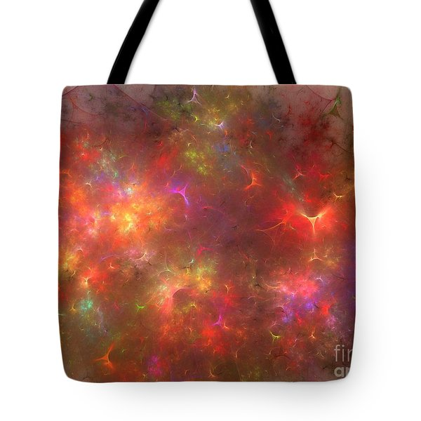 Nebula Tote Bag by Kim Sy Ok