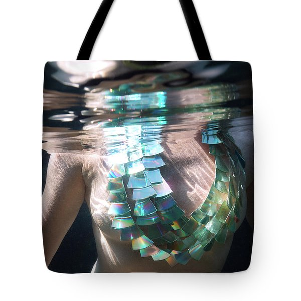 Necklace Cd Tote Bag