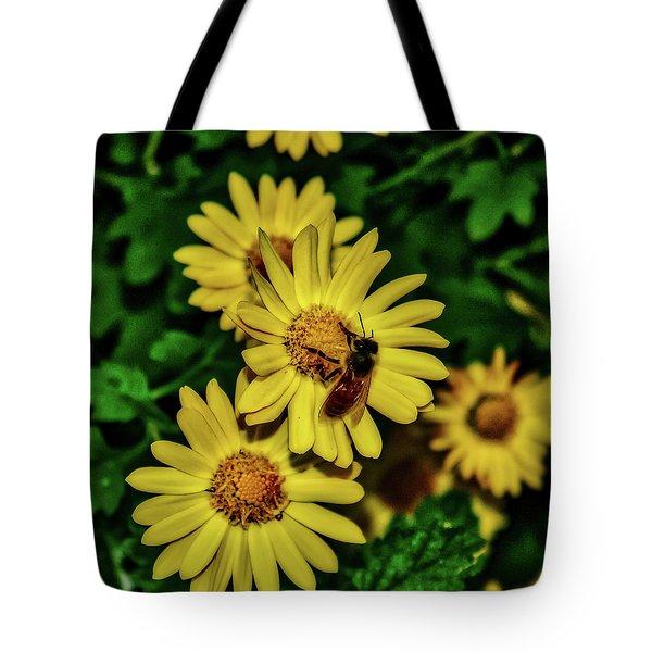Nectar Gathering Tote Bag
