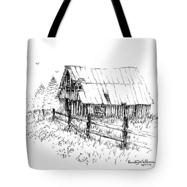Need A Little Roof Repair Tote Bag