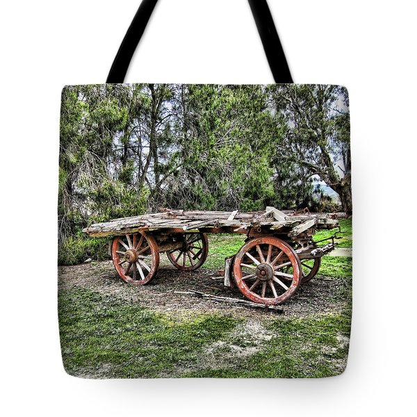 Need Horsepower Tote Bag by Douglas Barnard