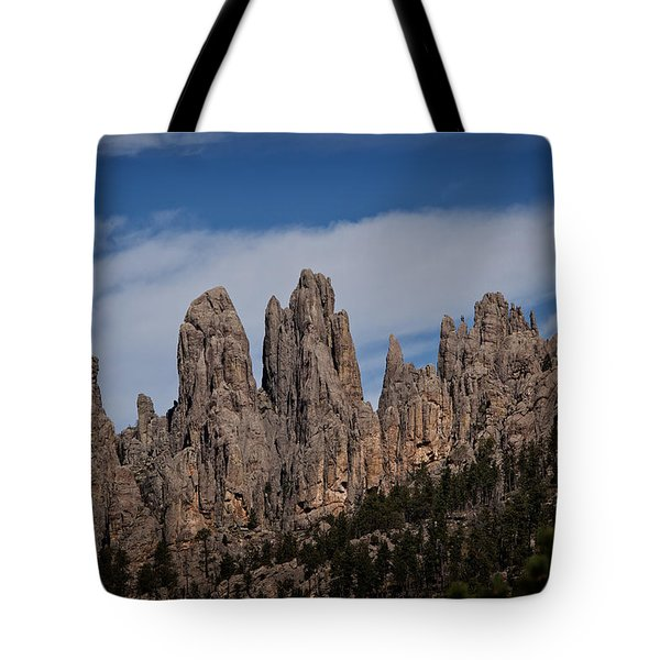 Needles, North Dakota Tote Bag