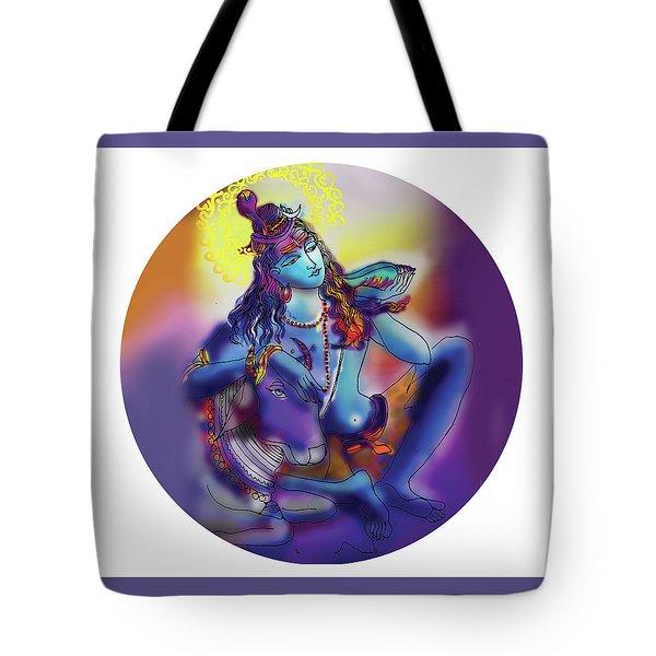 Neelakanth Shiva  Tote Bag