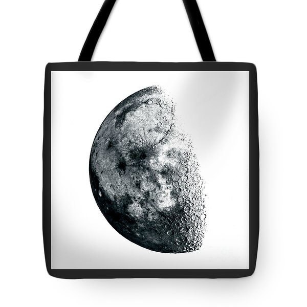 Negative Moon Tote Bag