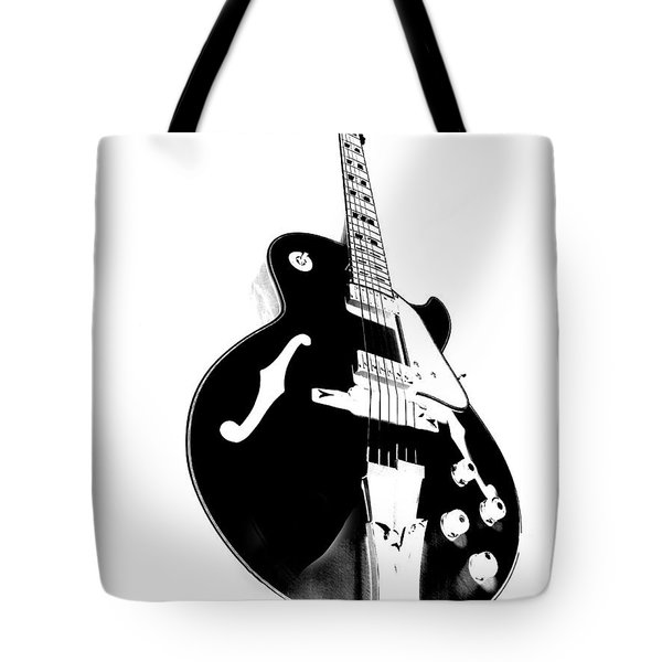 Negative Space Tote Bag by Donna Blackhall