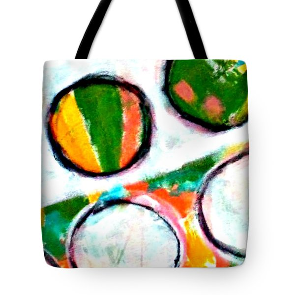 Neighbors I Tote Bag by Shelley Graham Turner