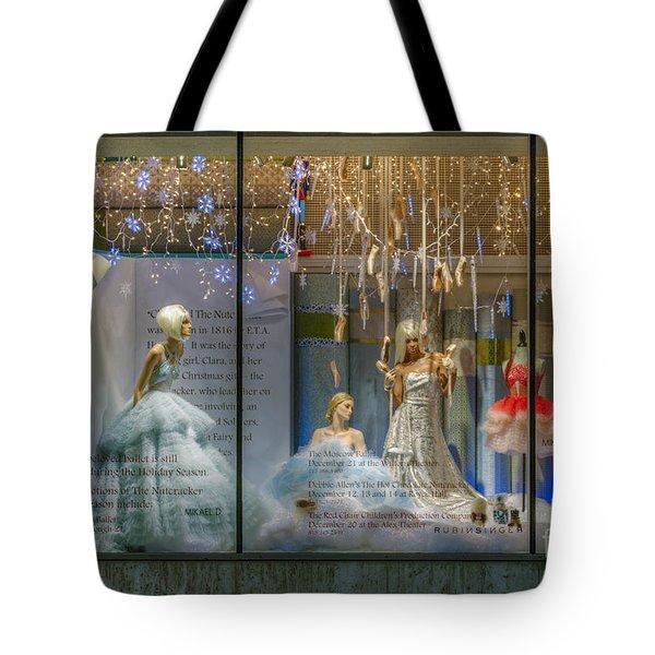 Neiman Marcus Beverly Hills Tote Bag by David Zanzinger