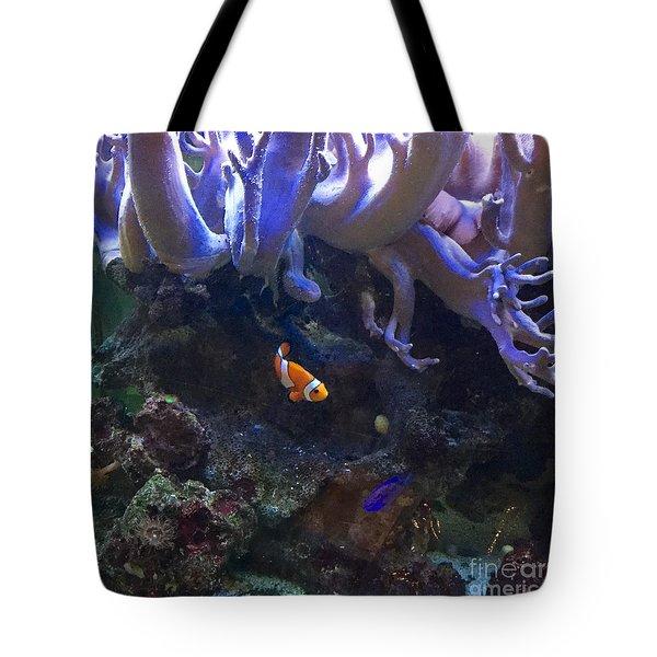 Nemo Look Alike Tote Bag by Patricia E Sundik