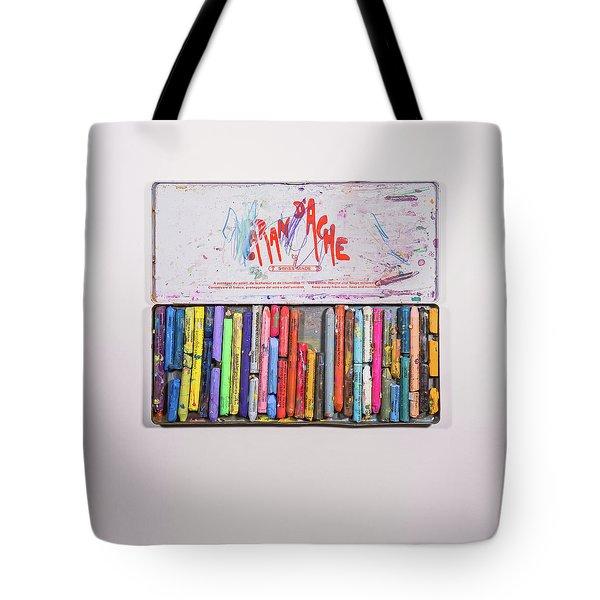 Neocolor II Tote Bag