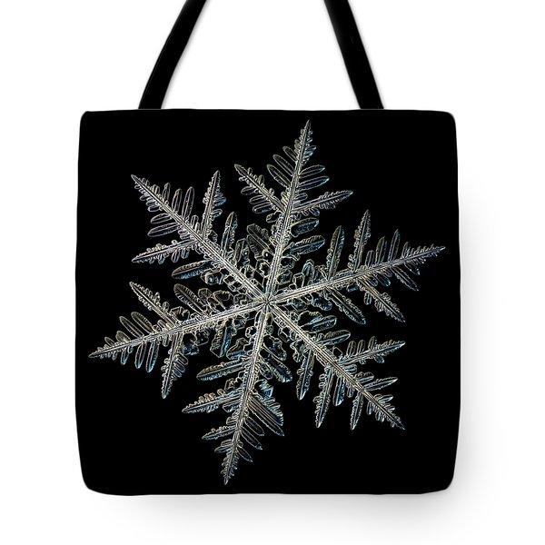 Neon, Black Version Tote Bag