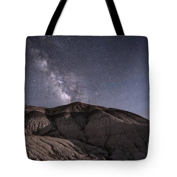 Neopolitan Milkyway Tote Bag