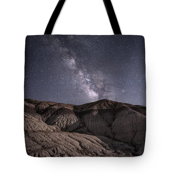 Tote Bag featuring the photograph Neopolitan Milkyway by Melany Sarafis