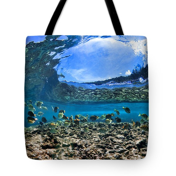 Neptunes Eye Tote Bag