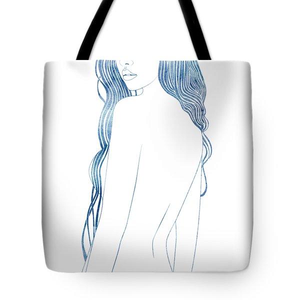 Nereid L Tote Bag