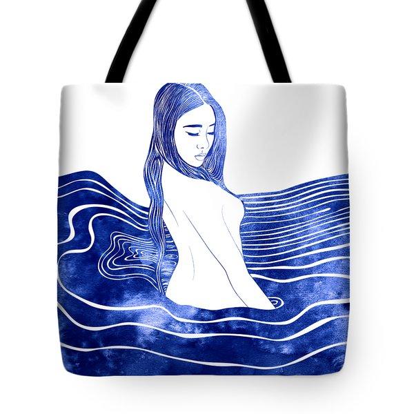 Nereid Xii Tote Bag