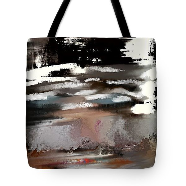 Nervous Energy Tote Bag