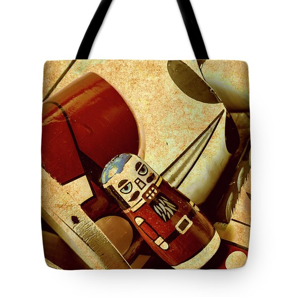 Nest Of Russian Dolls Tote Bag