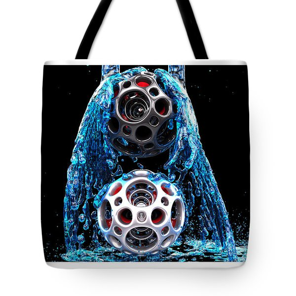 Nested Dodecahedron 2 Tote Bag