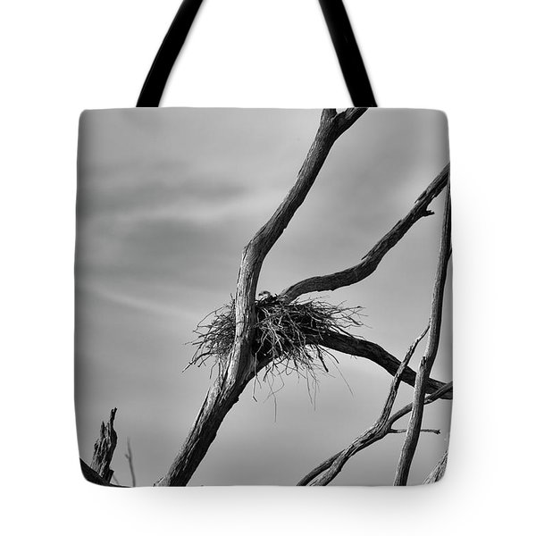 Tote Bag featuring the photograph Nested by Douglas Barnard