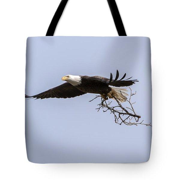 Nesting Materials 1 Tote Bag