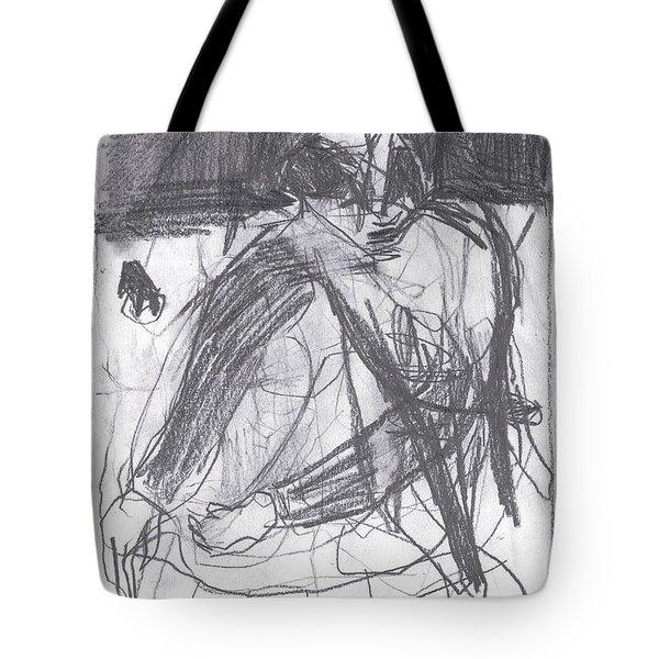 Net Landscape Tote Bag