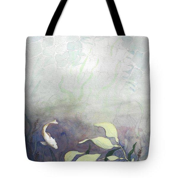 Net Loss Tote Bag