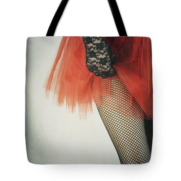 Net Stockings Tote Bag
