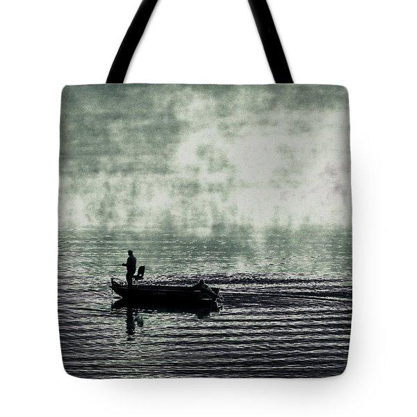 Netherworld Lake Tote Bag