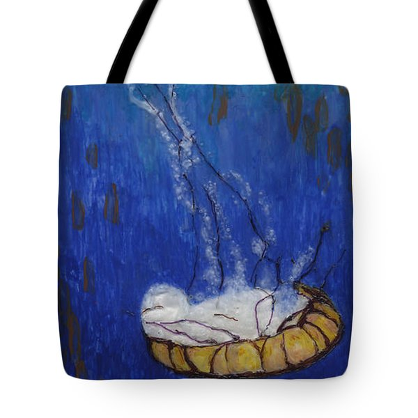 Nettle Jellyfish Tote Bag