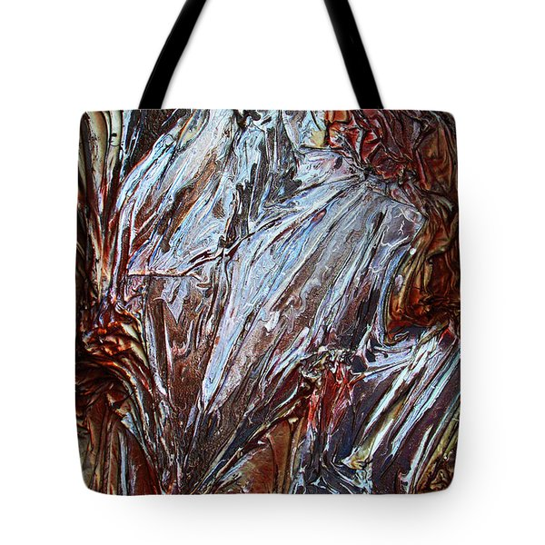 Neutral Colors Tote Bag