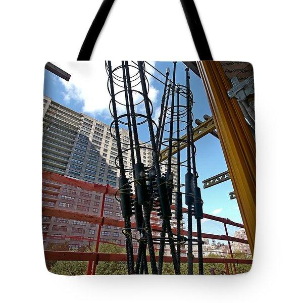 Neuvo Rebar Tote Bag