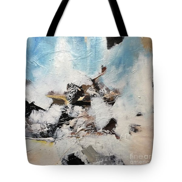Nevada Falls Tote Bag