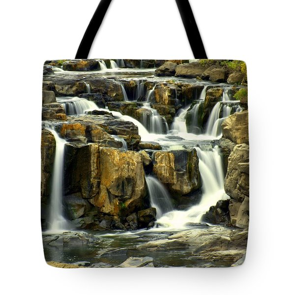 Nevada Falls Tote Bag by Marty Koch