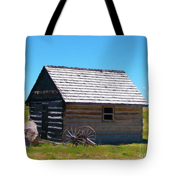 Nevada Homestead Tote Bag