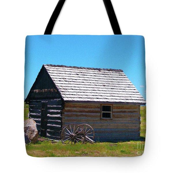 Nevada Homestead Tote Bag