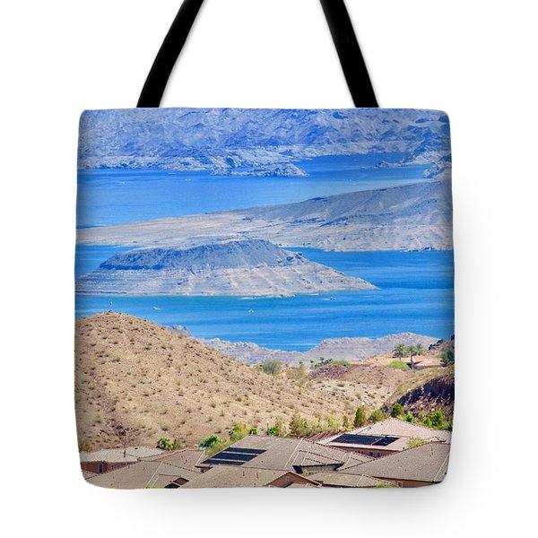 Lake Mead Tote Bag