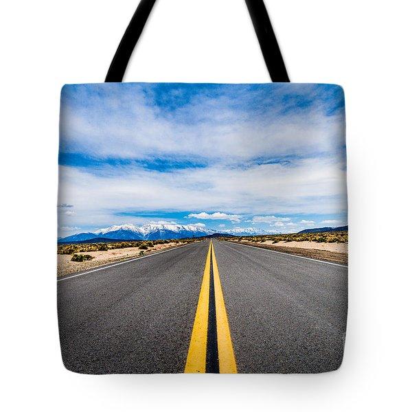 Nevada Road Trip Tote Bag