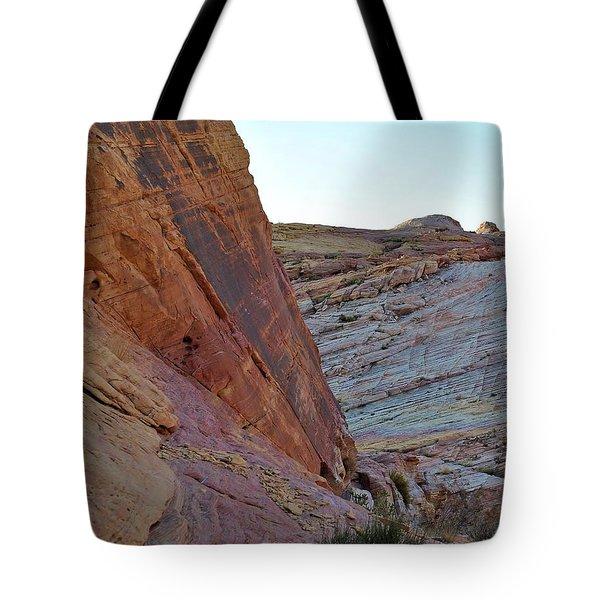 Nevada Rocks 2 Tote Bag