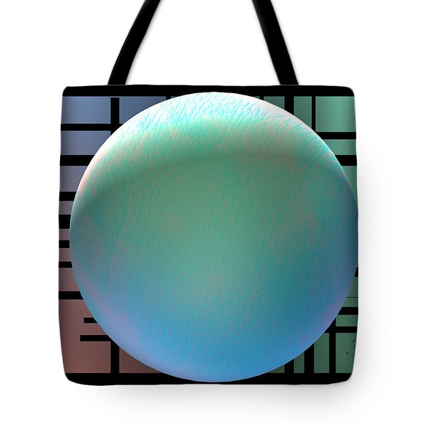 Tote Bag featuring the digital art Never Before by Steven Lebron Langston