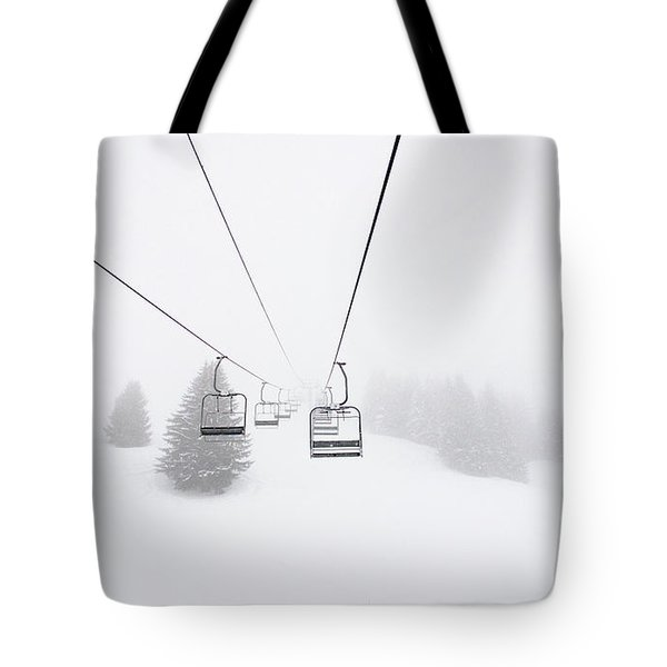 Never End Tote Bag