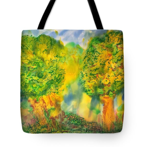 Never Give Up On Your Dreams Tote Bag by Susan D Moody