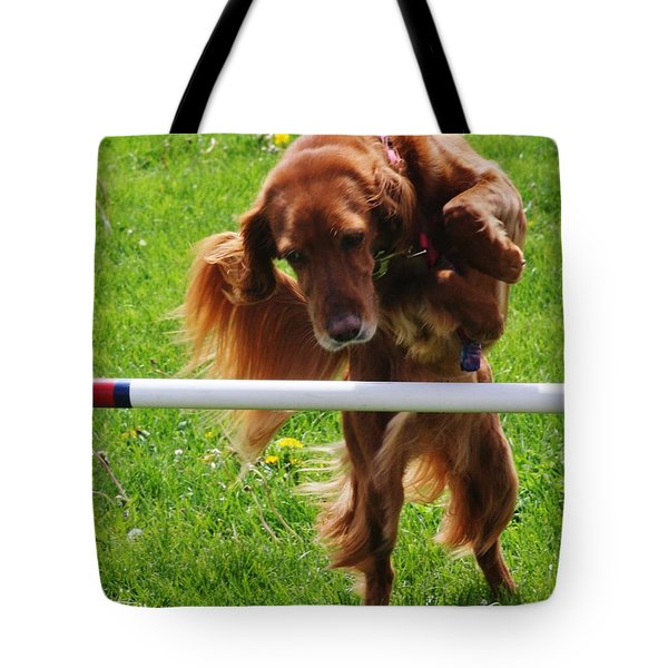 Tote Bag featuring the photograph Never Give Up by Vadim Levin