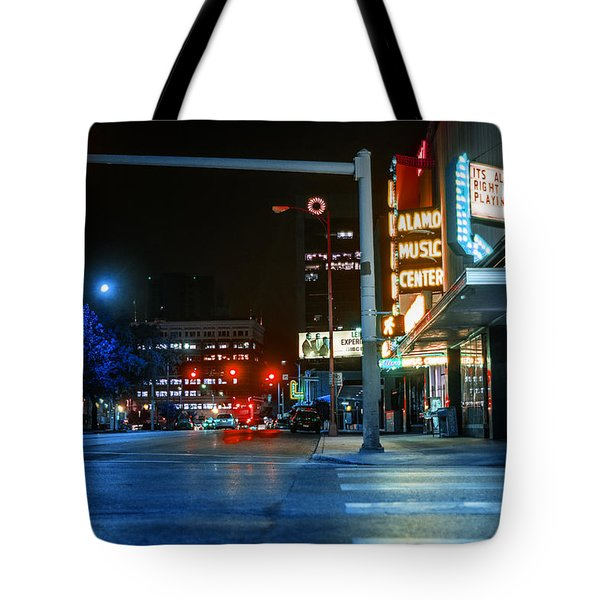 Never The Right Time Tote Bag