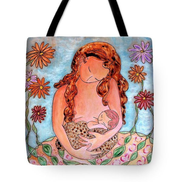 Never Tired To Look At You Tote Bag by Gioia Albano