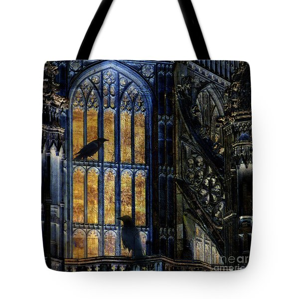 Nevermore Tote Bag