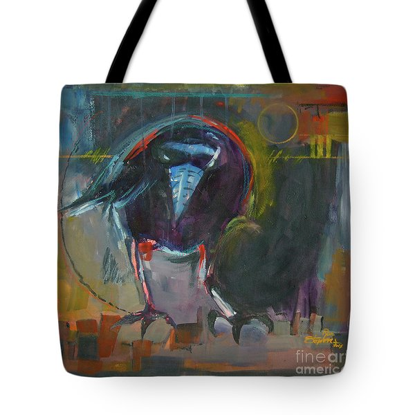 Nevermore Tote Bag by Ron Stephens